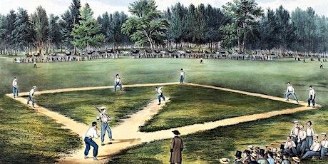 Play Ball! Green-Wood's Baseball Legends tickets
