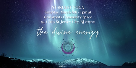 Stardust Yoga - The Divine Energy (Online Class) tickets