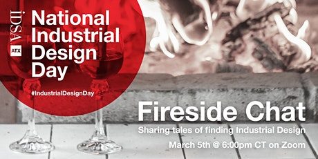Fireside Chat | Sharing the tales of Industrial Design tickets