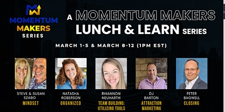 Momentum Makers Lunch & Learn Series tickets