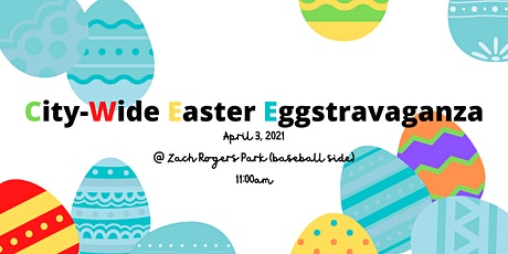 City Wide Easter Egg Hunt tickets