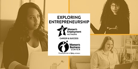 Exploring Entrepreneurship Tickets