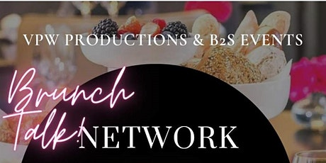 Brunch Talk! Network tickets