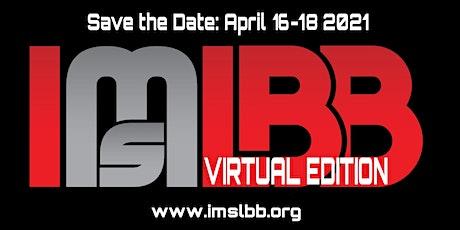 IMsLBB 2021 Virtual Event biglietti