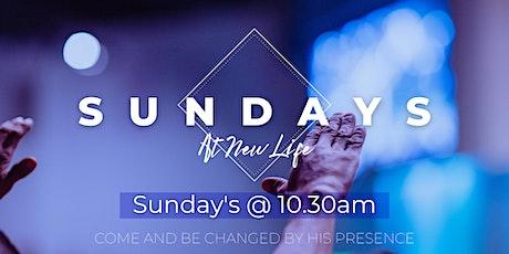 Sunday Morning Service tickets