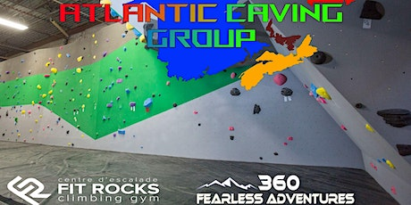 Fit Rocks is hosting and sponsoring ACG's first caving with ropes workshop billets