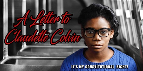 """A Letter to Claudette Colvin"" Film Screening & Panel Discussion tickets"