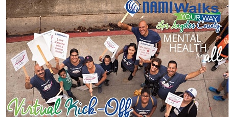 NAMIWalks Your Way Kick-Off Rally! tickets