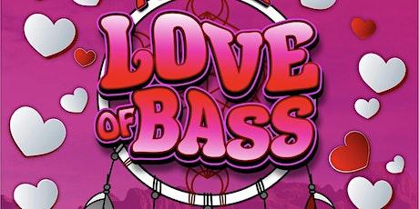 Love of bass tickets