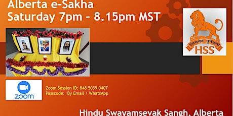 Alberta e-Sakha Every Saturday 7pm - 8.30pm tickets