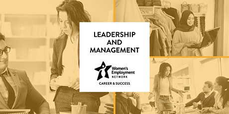 Leadership and Management tickets