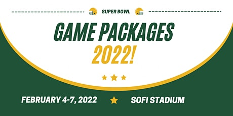 Super Bowl 2022 Game Package tickets