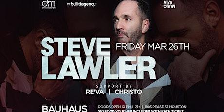 Steve Lawler @ Bauhaus tickets