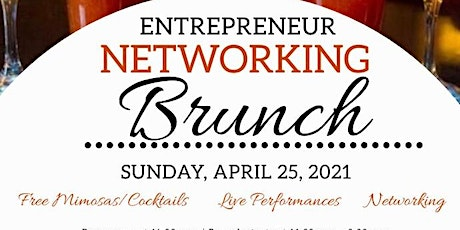 Networking Brunch of Entrepreneurs tickets