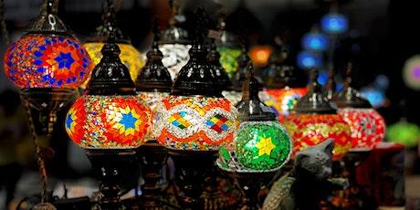 Turkish Mosaic Lamp Workshop Chermside tickets