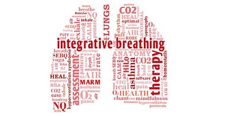 Integrative Breathing Therapy Professional Training biglietti