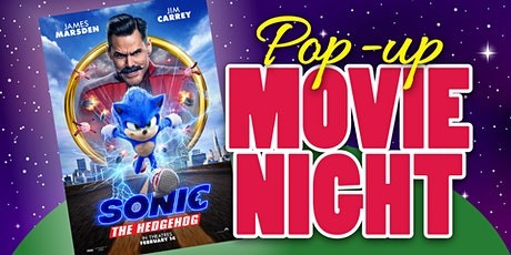 Carlisle Family Connect - Pop Up Movie Night - Sonic the Hedgehog tickets