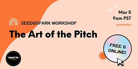 Art of the Pitch tickets