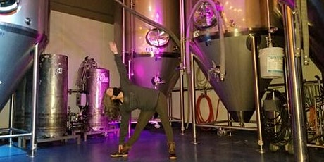 Sunday Slow Flow Yoga + a Beer at MobCraft Brewery tickets