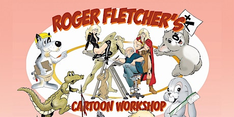 Creative Cartoon Workshop tickets