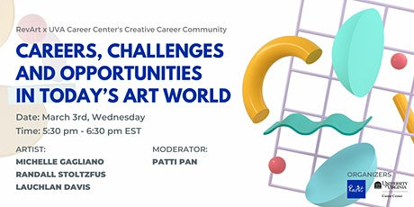 Careers, Challenges, and Opportunities in Today's Art World tickets