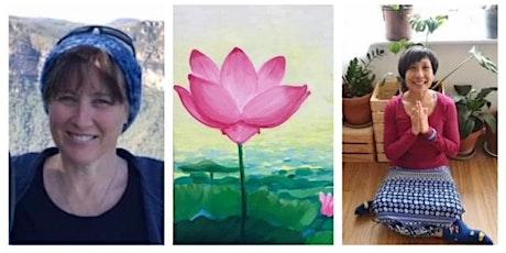 Lotus Day Retreat with Trish O'Brien and Rita Madou, Samagra Yoga tickets