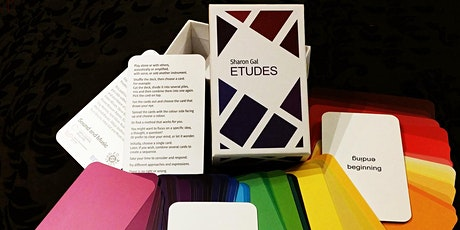 'Etudes' by Sharon Gal -  Launch and artist talk tickets
