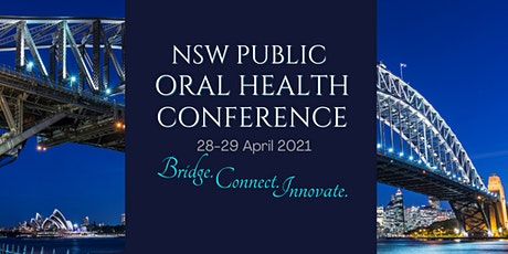 NSW Public Oral Health Conference 2021 tickets