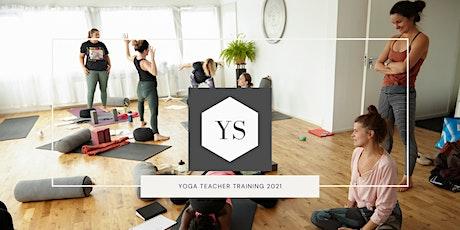 Yoga Alliance ® Power Yoga Teacher Training (50 Hours) tickets