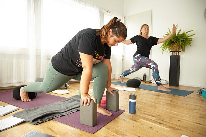 Yoga Alliance ® Vinyasa Yoga Teacher Training (50 Hours) image