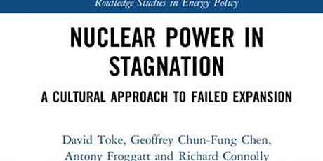 "Book launch for 'Nuclear Power in Stagnation -  A cultural approach..."" tickets"