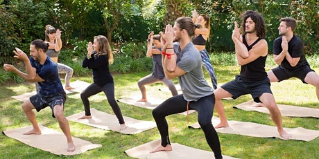 Vinyasa Yoga | Yoga in the park tickets