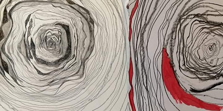 Drawing and Mark Making For Beginners: The Continuous Line Spiral tickets