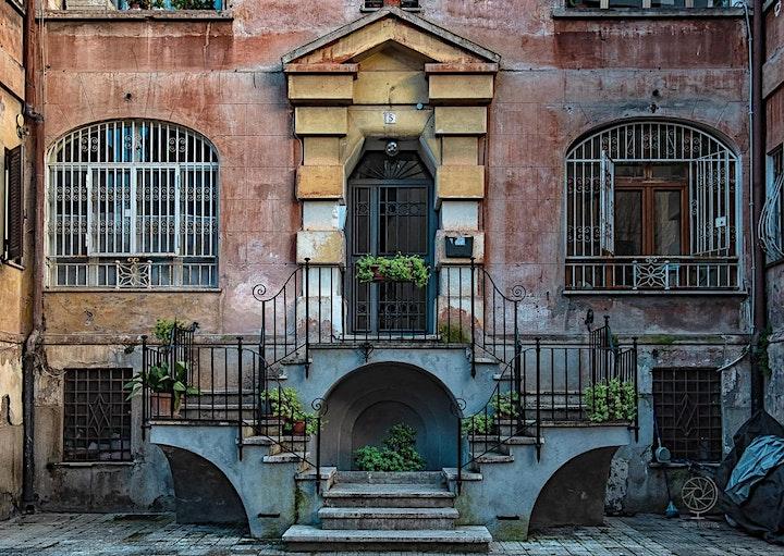 Immagine Tour di Garbatella, un borgo nel cuore di Roma