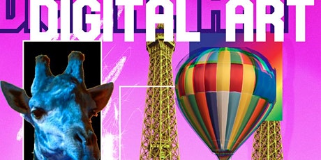 Digital Art Workshop- Layers & Filters (2 of 3) tickets