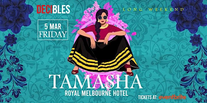 Bollywood Tamasha by Decibles image