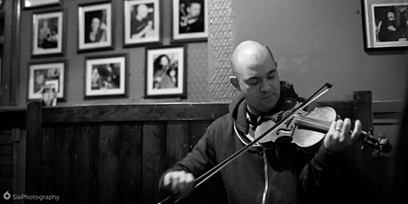 On-line Traditional  Fiddle workshop with Jesse Smith (Advanced) tickets