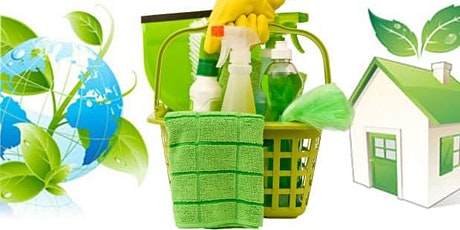 Healthy Homes: Green Cleaning Webinar tickets