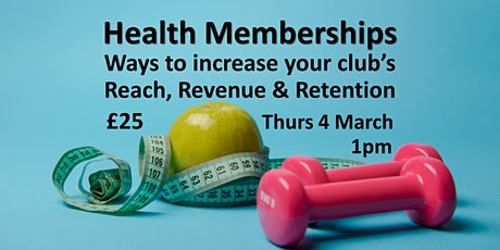 Health Seeker Memberships tickets