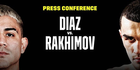 ONLINE-StrEams@!.RAKHIMOV V DIAZ LIVE ON 2021 tickets