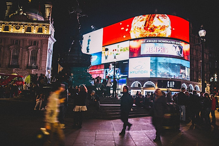 Virtual London Tour: Westminster Abbey to Piccadilly Circus image