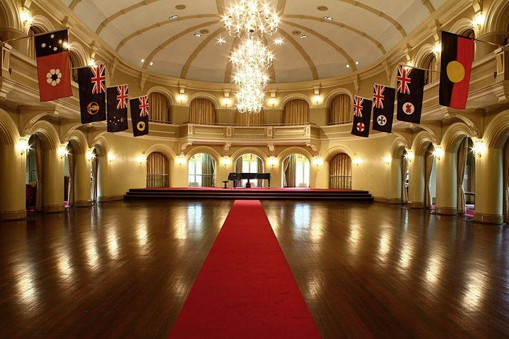 Nina, Love Simone - Government House Ballroom image