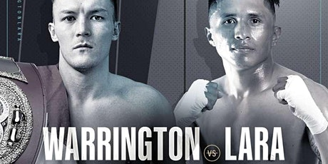 StREAMS@>! (LIVE)-LARA V WARRINGTON LIVE ON fReE 2021 tickets