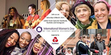 International Womens Day of the North Celebration Show tickets
