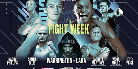 ONLINE-StrEams@!.LARA V WARRINGTON LIVE ON 2021 tickets