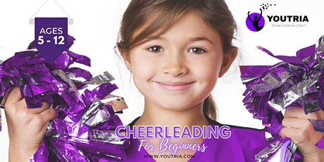 Cheerleading FUNdamentals: Online Class for Beginners to master the Basics! tickets