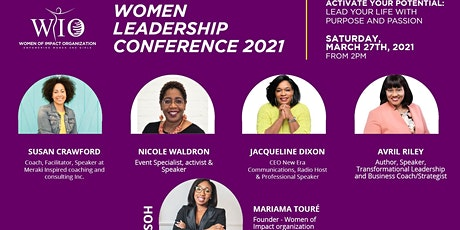 Activate your Potential: Lead your Life with Purpose and Passion tickets