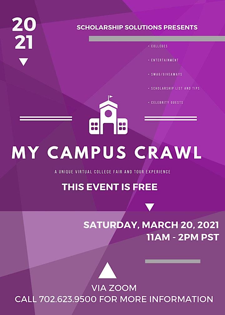 My Campus Crawl image
