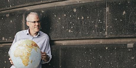 Bill McKibben - Climate Change: Have We Turned a Corner? tickets