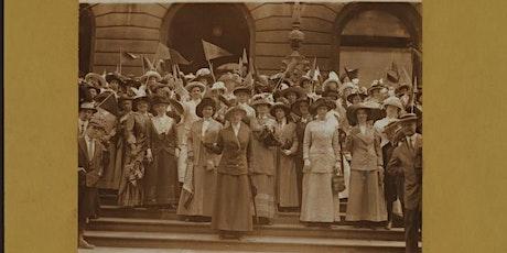 Virtual Women's History Trivia tickets